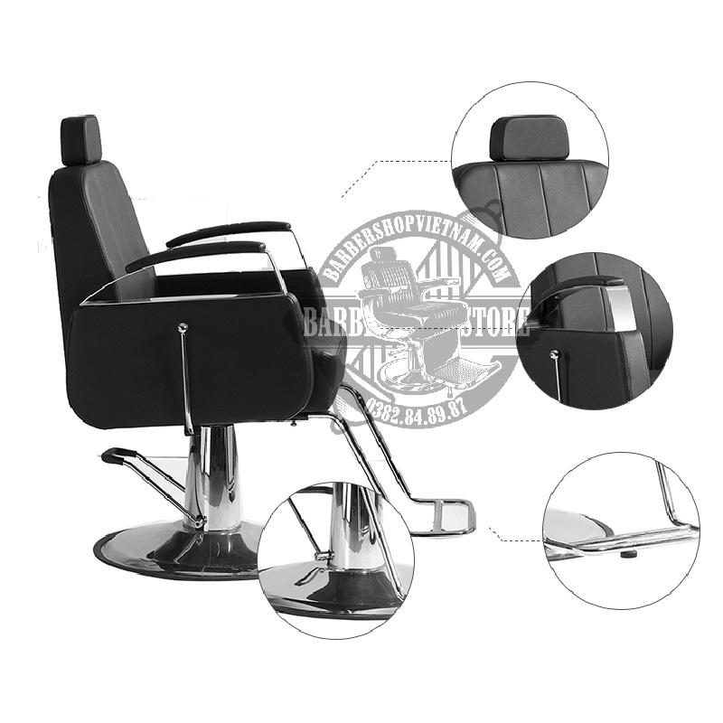 ghế cắt tóc barber giá rẻ BBS - 506