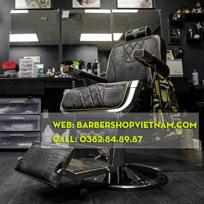 nội thất barber shop