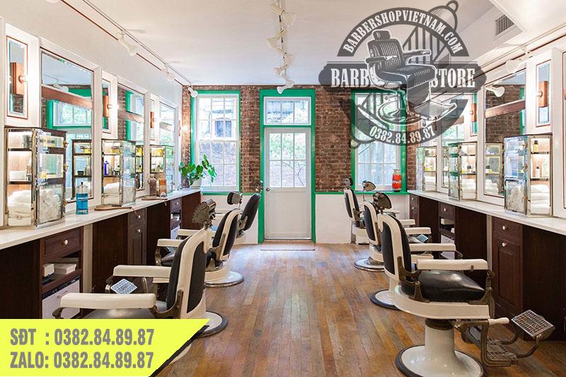 Top 20 mẫu thiết kế Barbershop đẹp nhất