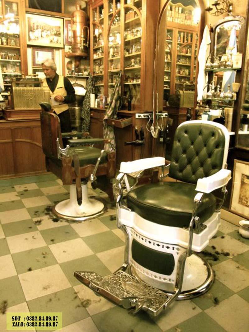 Địa chỉ mua ghế cắt tóc nam cao cấp tại Hà Nội