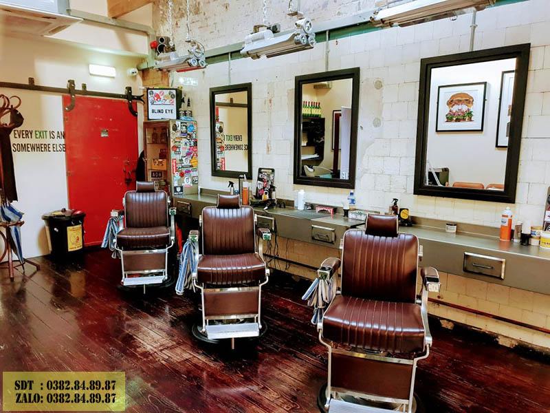 Địa chỉ mua ghế cắt tóc Barber tại Hà Nội