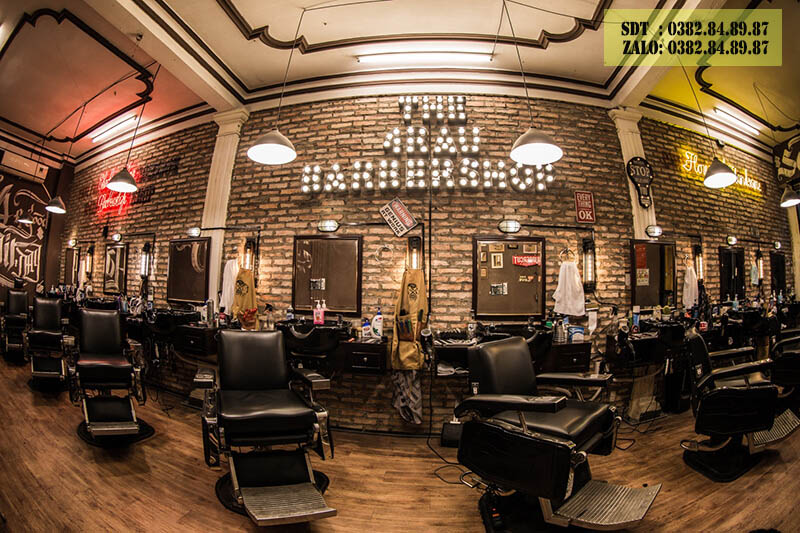 Địa chỉ mua ghế cắt tóc nam Hà Nội
