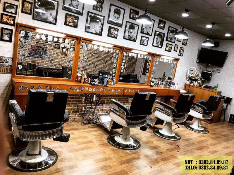 Địa chỉ mua ghế cắt tóc nam ở Hà Nội