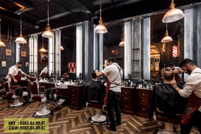 Địa chỉ mua ghế cắt tóc nam tại Hà Nội