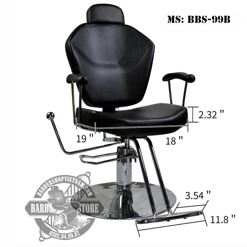Ghế cắt tóc Barber BBS-099B