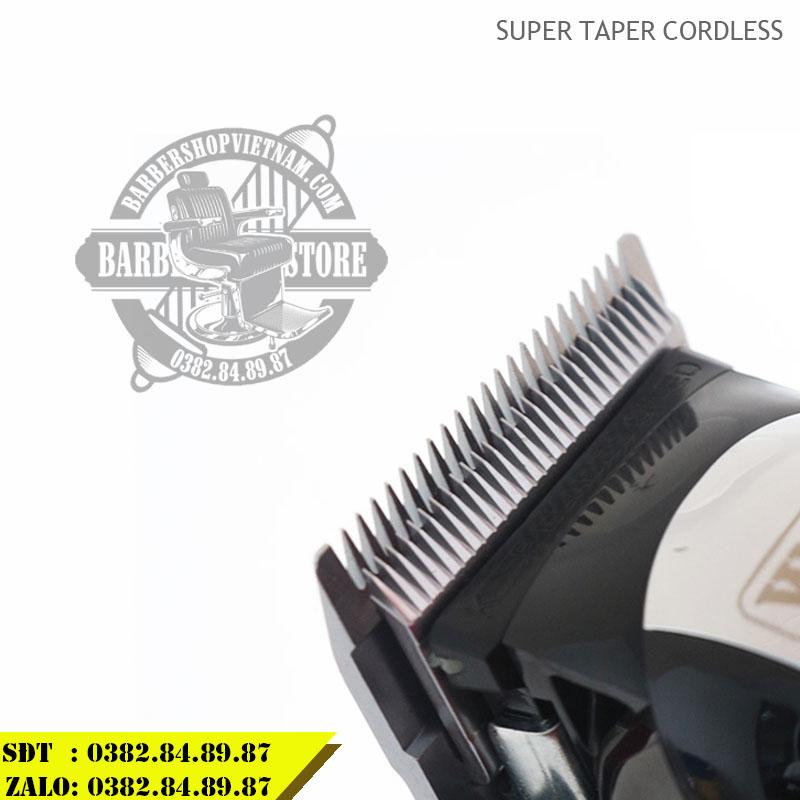 Tông đơ Wahl Cordless Super Taper