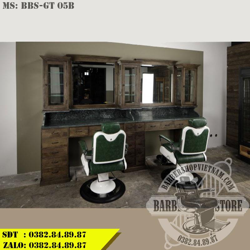 Gương tủ cắt tóc cao cấp BBS-GT 05B