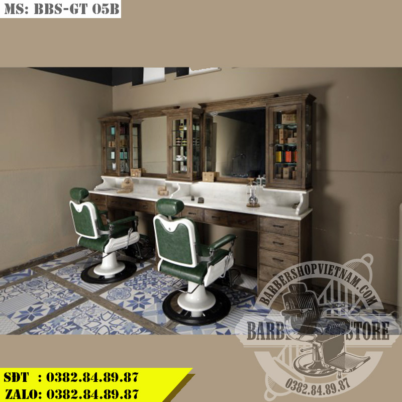 Gương cắt tóc Barber Shop BBS-GT 05B
