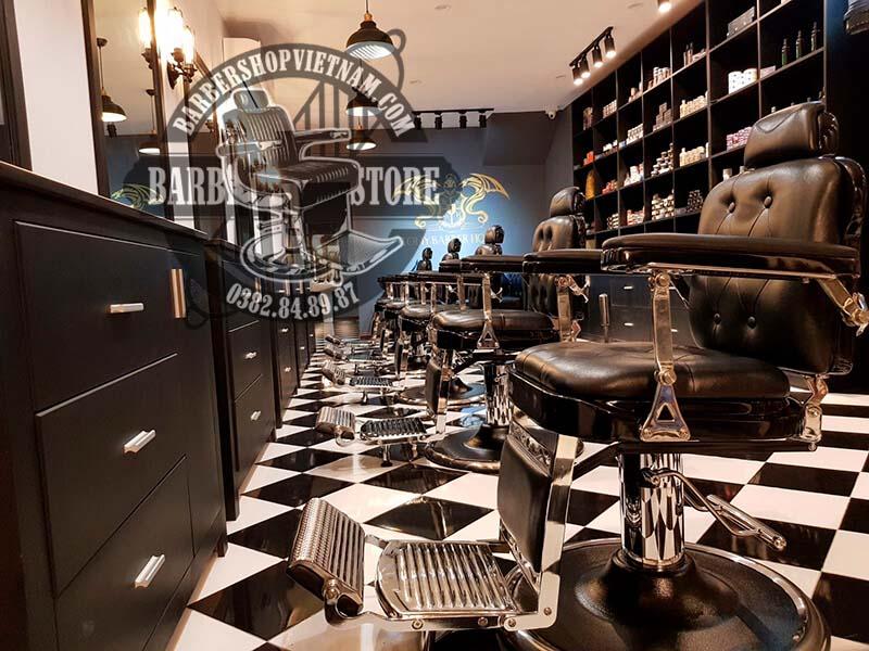 Top những Barber Shop chất và nổi tiếng nhất hiện nay