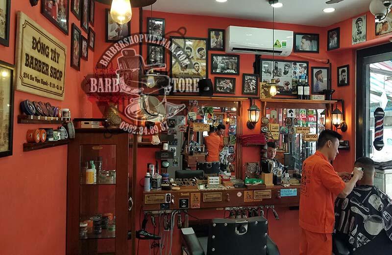 Đông Tây Barber Shop