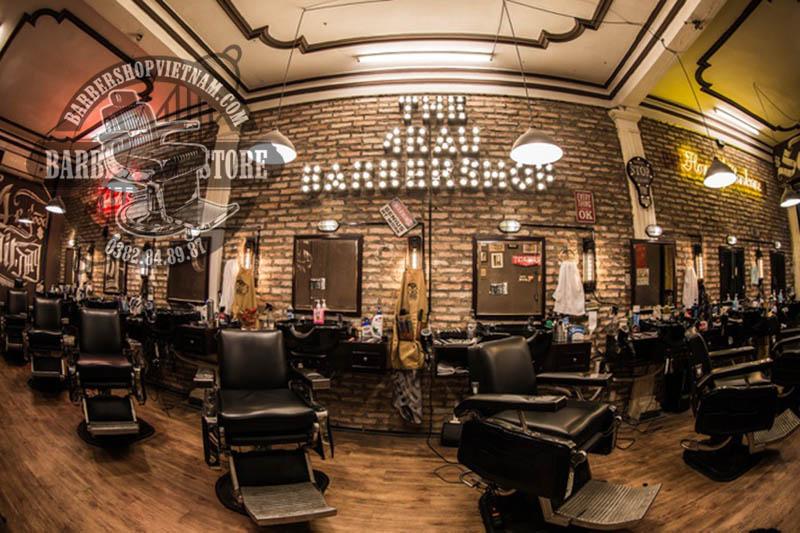 Tiệm 4Rau Barber Shop