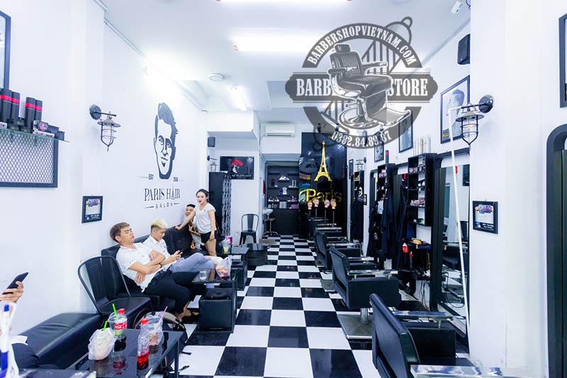 Top những tiệm cắt tóc nam đẹp được yêu thích nhất hiện nay