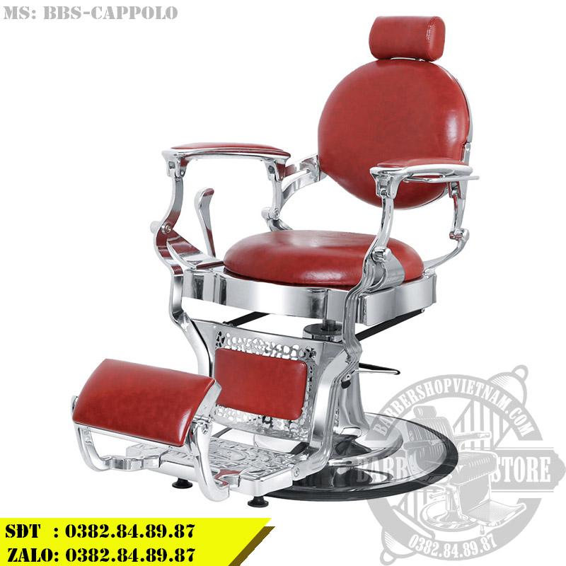 Ghế cắt tóc phong cách châu Âu BBS-Cappolo